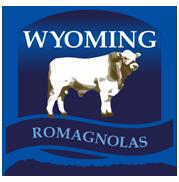 Wyoming Romagnola Stud Logo